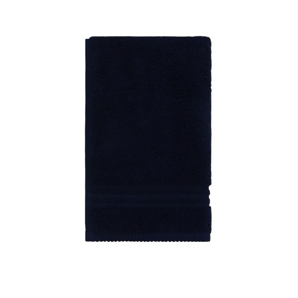 Selene Navy Guest Towel 3 Pack