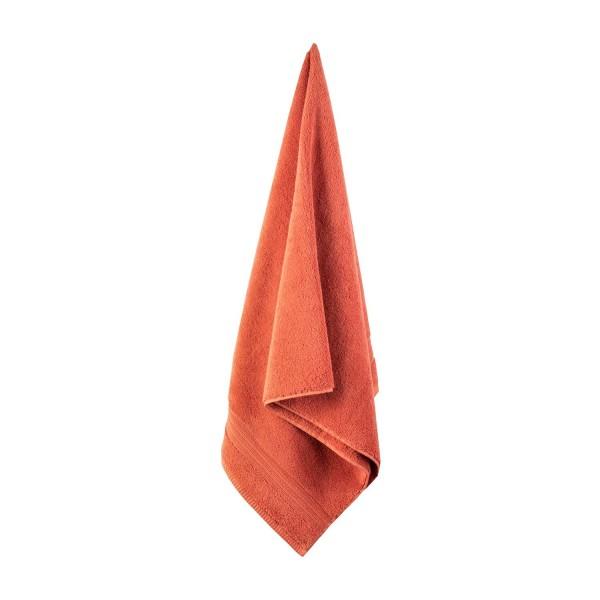 Selene Rust Bath Towel 2 Pack