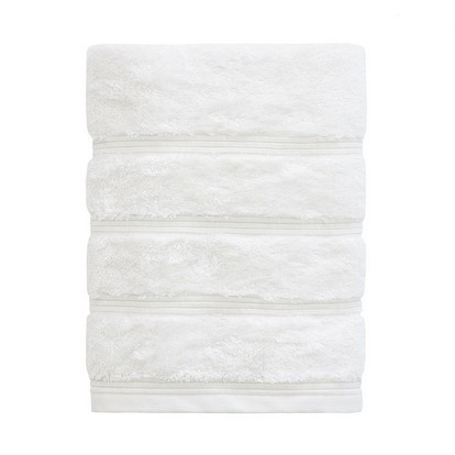 Bamboo Bath Towel White