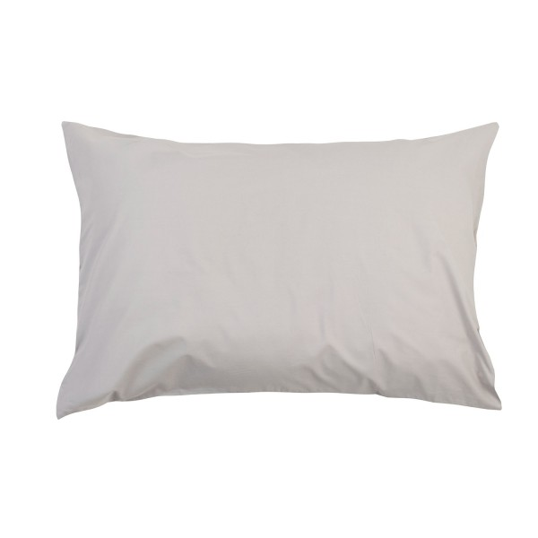 Stonewash Pillowcase Pair Taupe