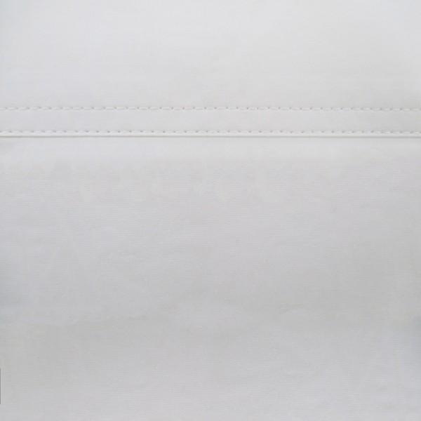 Purely Cotton Double Row Pillowcase Pair - Set of 2 Pairs