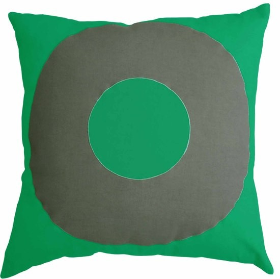 Mulberi TicTacToe Ring Emerald Green Cushion