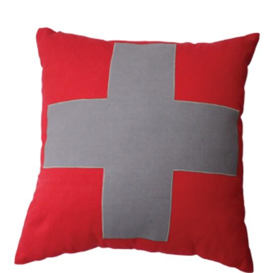 Mulberi TicTacToe Cross Red