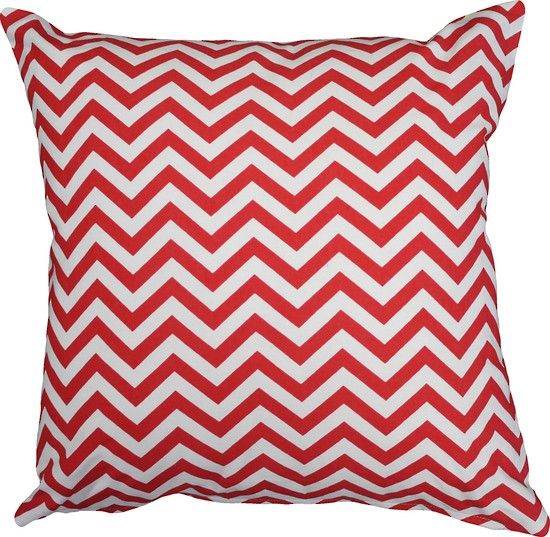 Mulberi Cushion Urban Fix Red Cushion