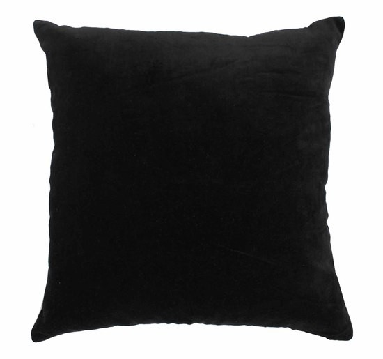 Mulberi Majestic Velvet/Linen - Black