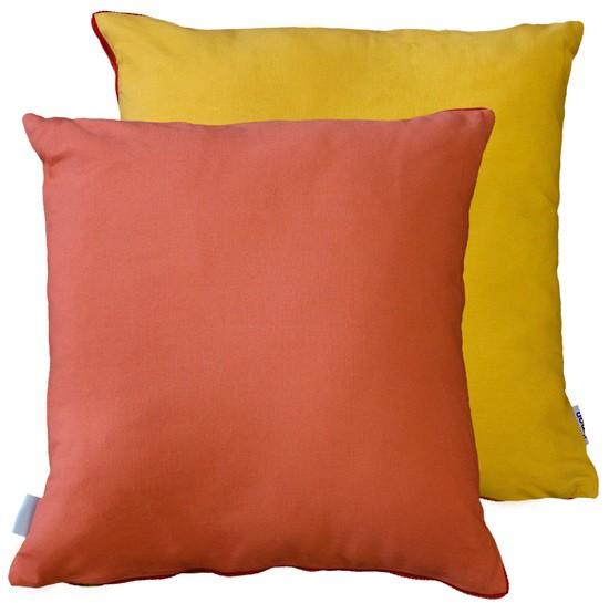 Limon Metrix Orange Yellow Cushion