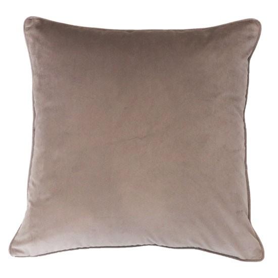 Mulberi Quattro Truffle Cushion