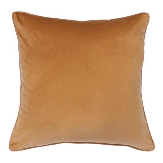 Mulberi Quattro Honey Mustard Cushion