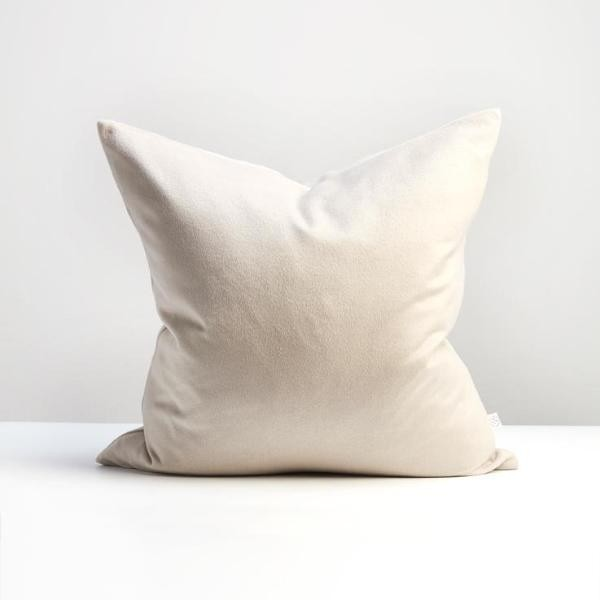Pure Wool Pearl Cushion