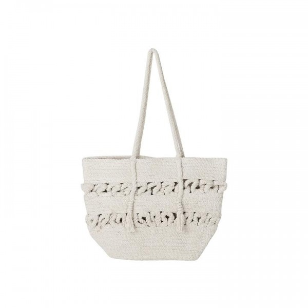 Moby Beach Tote by Bambury - Ivory