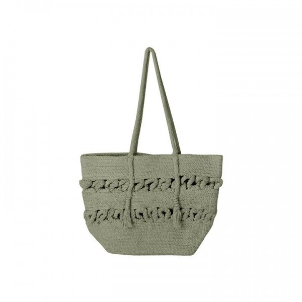 Moby Beach Tote by Bambury - Moss
