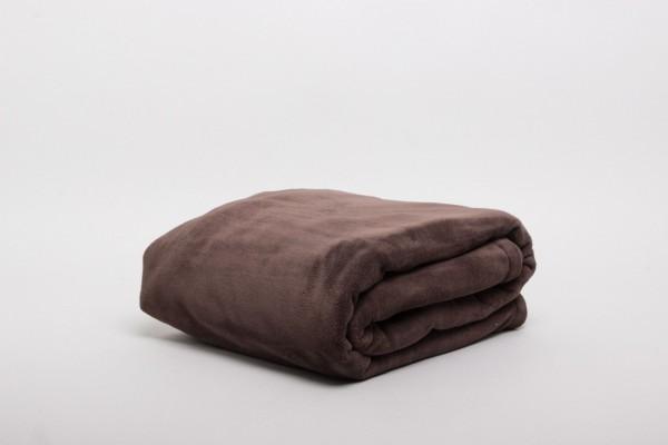 Sherpa Blanket Chocolate