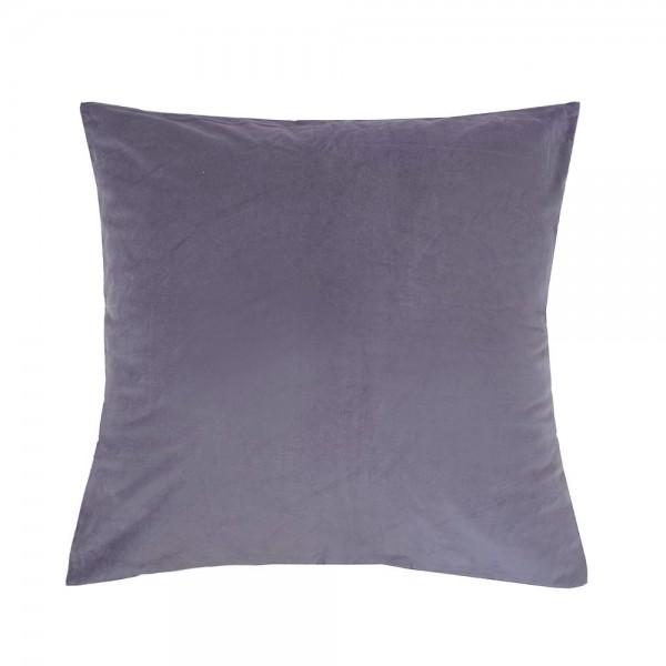 Velvet European Pillowcase by Bambury - Wisteria