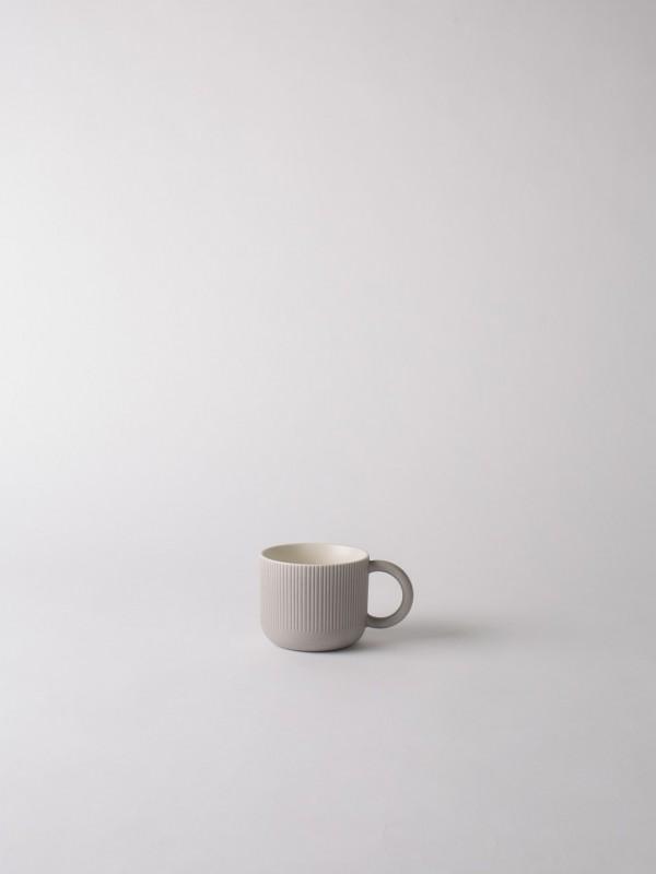 Cafe Mug Grey - Set of 4