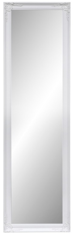Free Standing Cheval Mirror Silver
