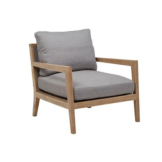 Axiom Occasional Chair - GreyAsh/LightGrey