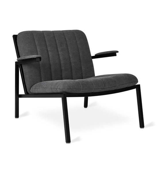 Gus Dunlop Chair - Vintage Mineral/Black