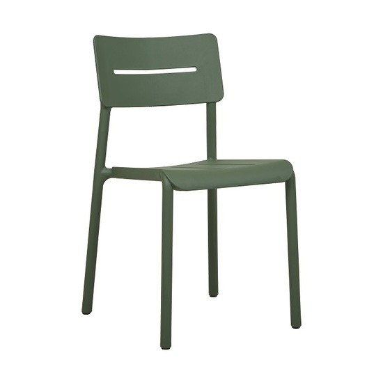 Outo Dining Chair Dark Green