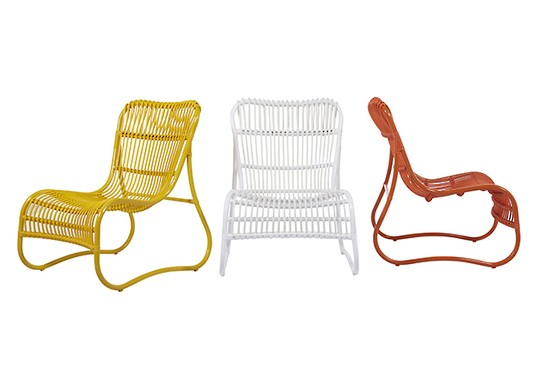 Panama Occasional Wire Chair