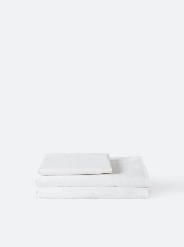 Classic Organic Cotton Flat Sheet