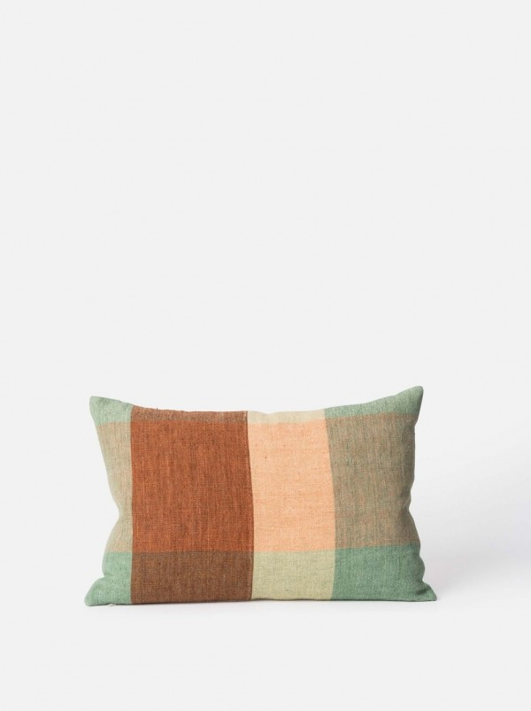 Clyde Handwoven Linen Cushion Cover - 2 Pack