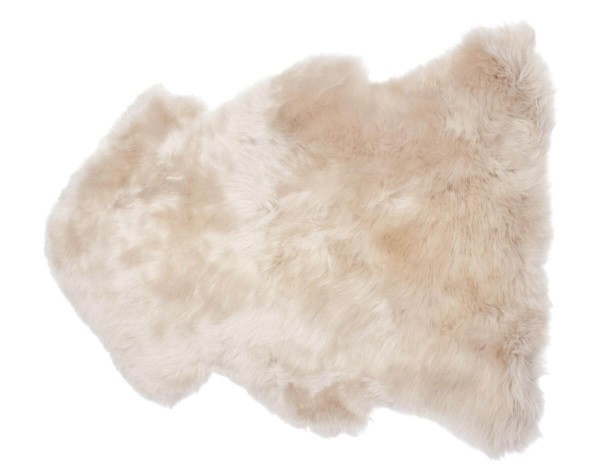 FIBRE by AUSKIN New Zealand Sheepskin Rug Dark Linen