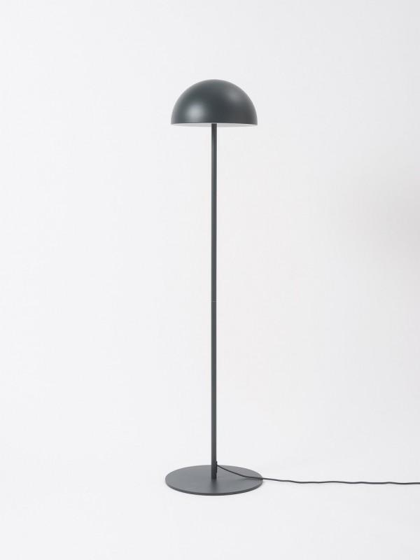 Moon Floor Lamp - Charcoal