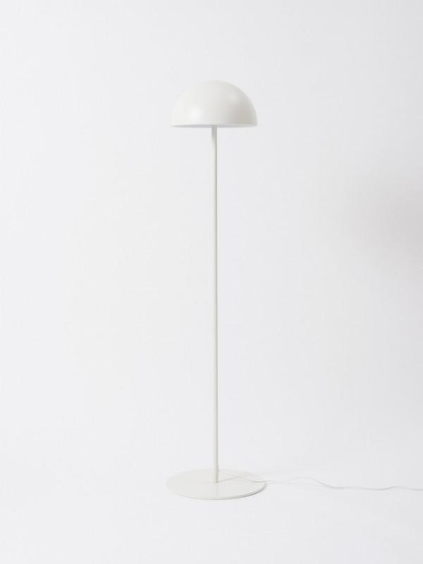 Moon Floor Lamp - White