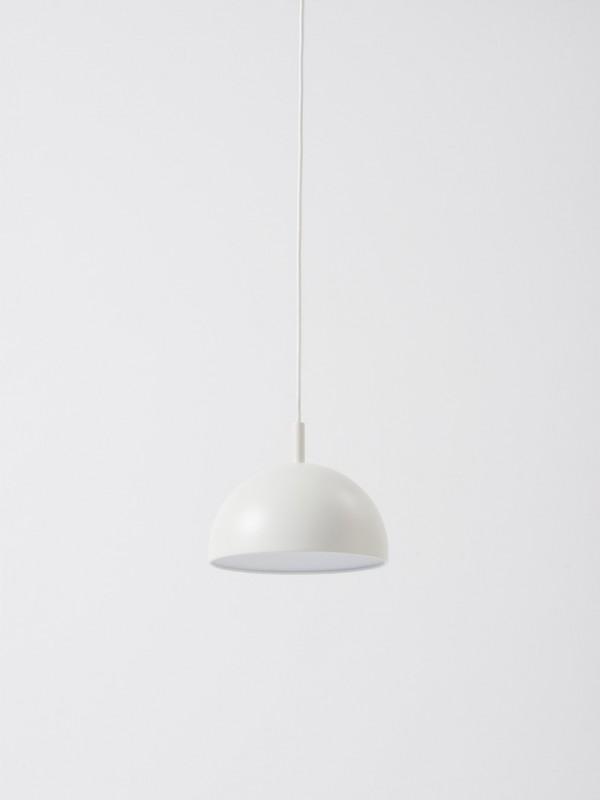 Moon Pendant Light Small - White