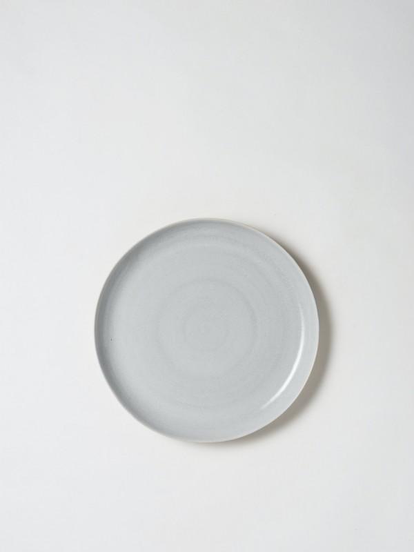 Finch Round Platter Grey/Natural Set of 2