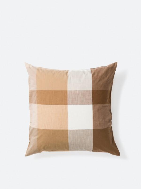 Frankie Organic Cotton Euro Pillowcase Pair
