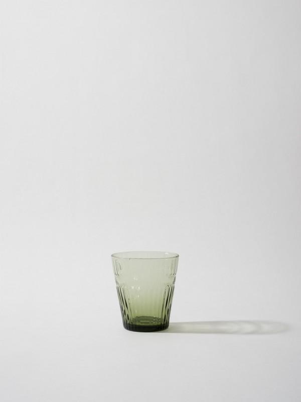Glow Glass Tumbler Olive - Set of 4