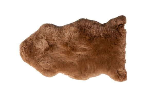 FIBRE by AUSKIN New Zealand Sheepskin Rug Granola
