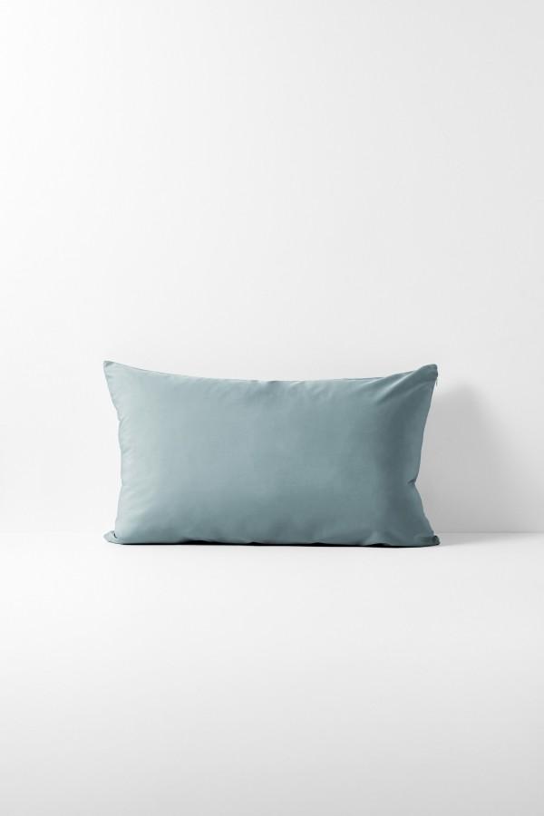 Halo Organic Cotton Standard Pillowcase Eucalyptus - Each