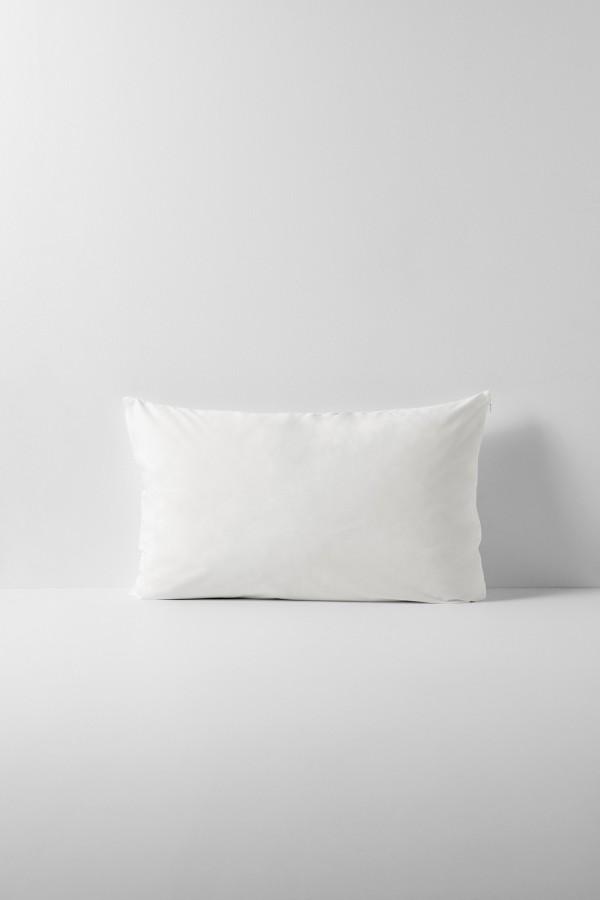 Halo Organic Cotton Standard Pillowcase White - Each