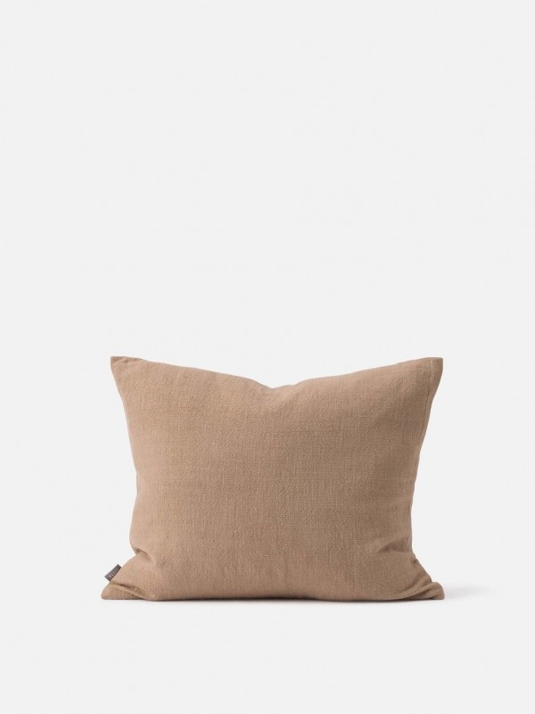 Handwoven Cushion Cover Walnut - Set of 2