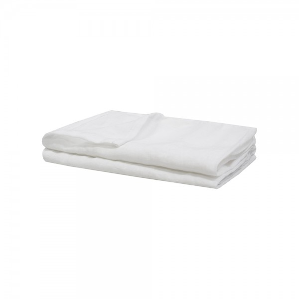 Ivory French Linen Napkins by Bambury - 4 Pack