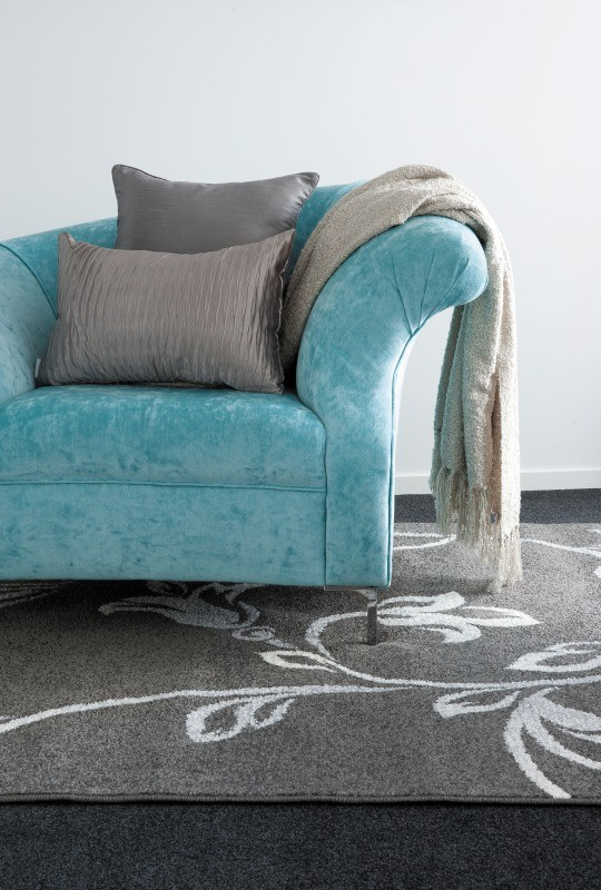 Limon Madison Grey Floor Rug