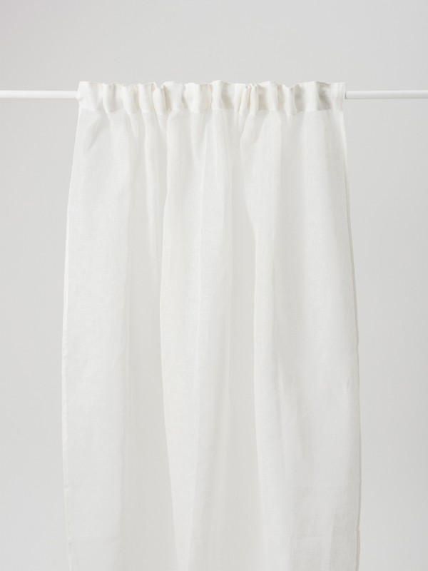 100% Linen Voile Curtain