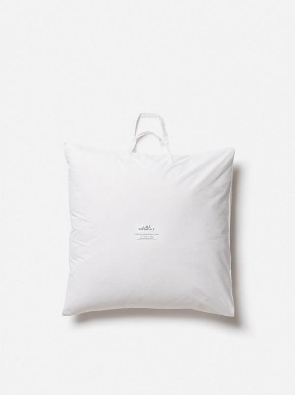 Euro Microfibre Pillow Inner Firm (1200g) - 2 Pack