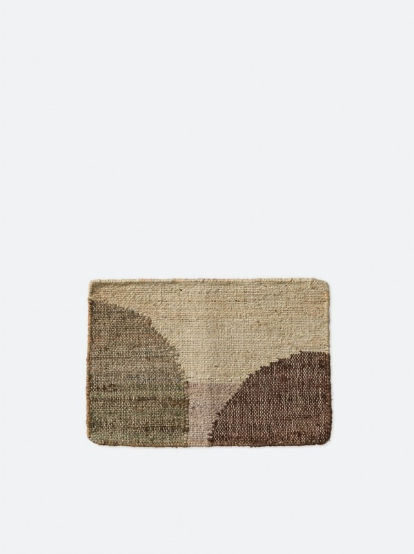 Muriwai Woven Placemat - 4 Pack