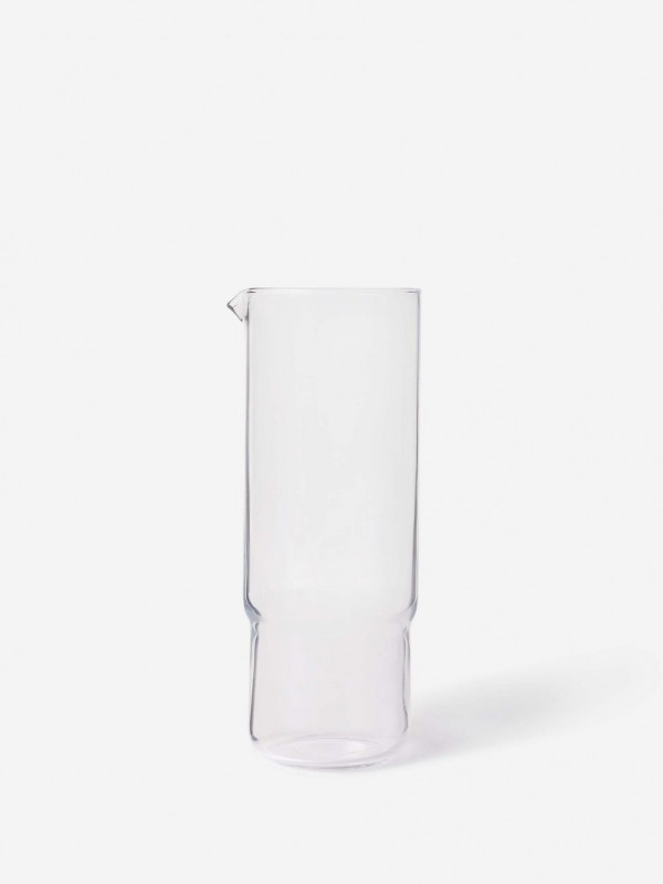 Piccadilly Glass Carafe Clear
