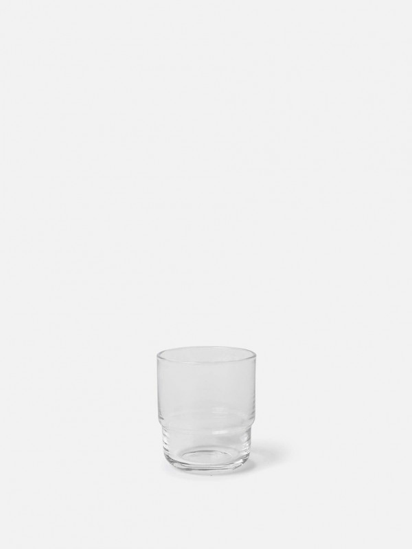 Piccadilly Glass Tumbler Clear - Set of 6