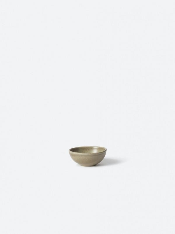 Serena Stoneware Dip Bowl Pickle - Set of 4
