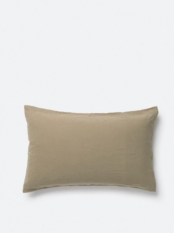 100% Linen Pillowcase Pickle Pair