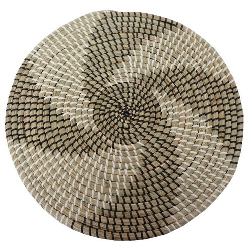 Seagrass Placemats 40cmD - Set of 4