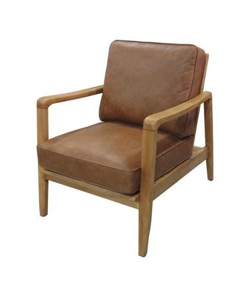 Finn Chair Columbia Brown