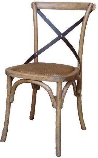 Cross Chair Metal Cross