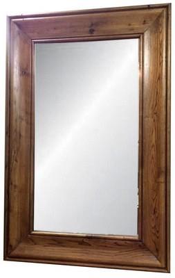 Solid Oak Mirror Natural