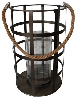 Industrial Candle Holder - Large